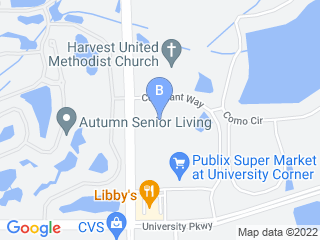 Map of Pet Sitters Unlimited LLC Dog Boarding options in Bradenton | Boarding
