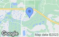 Map of Lakewood Ranch, FL