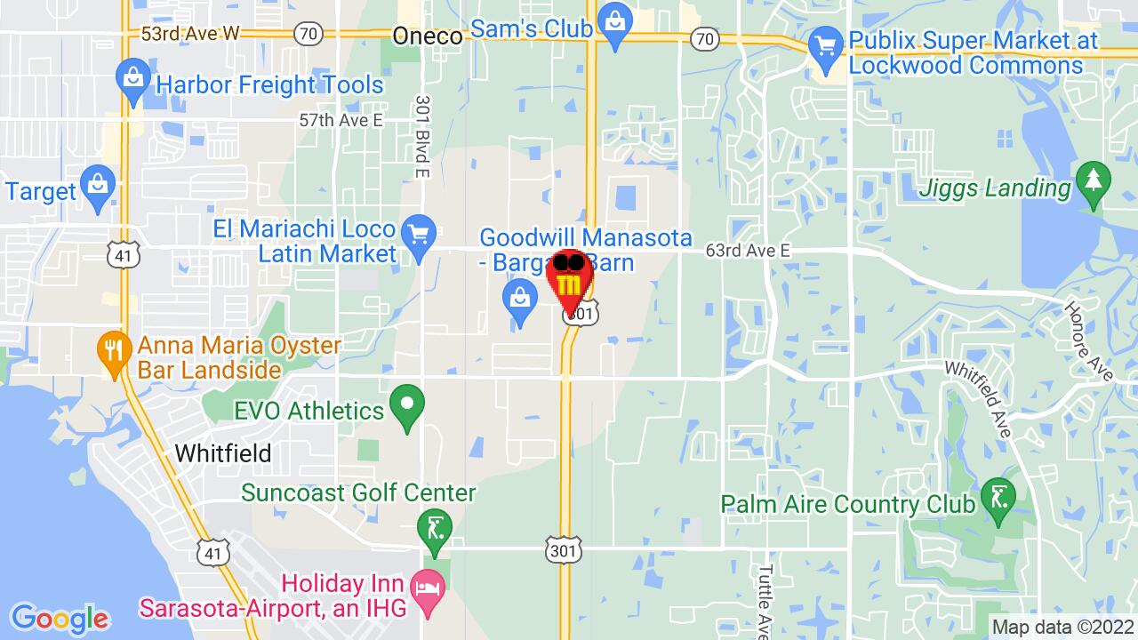 Google Map of Sarasota Pest Control