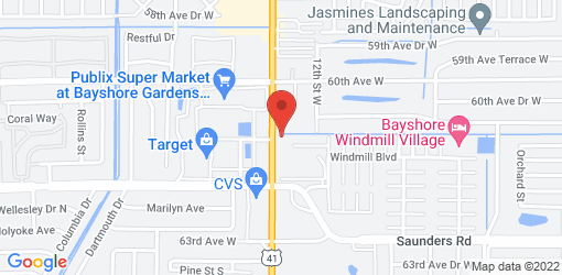 Directions to Flavors Of India Bradenton Indian Restaurant