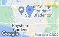 Map of Bayshore Gardens, FL