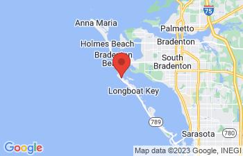 Map of Longboat Key