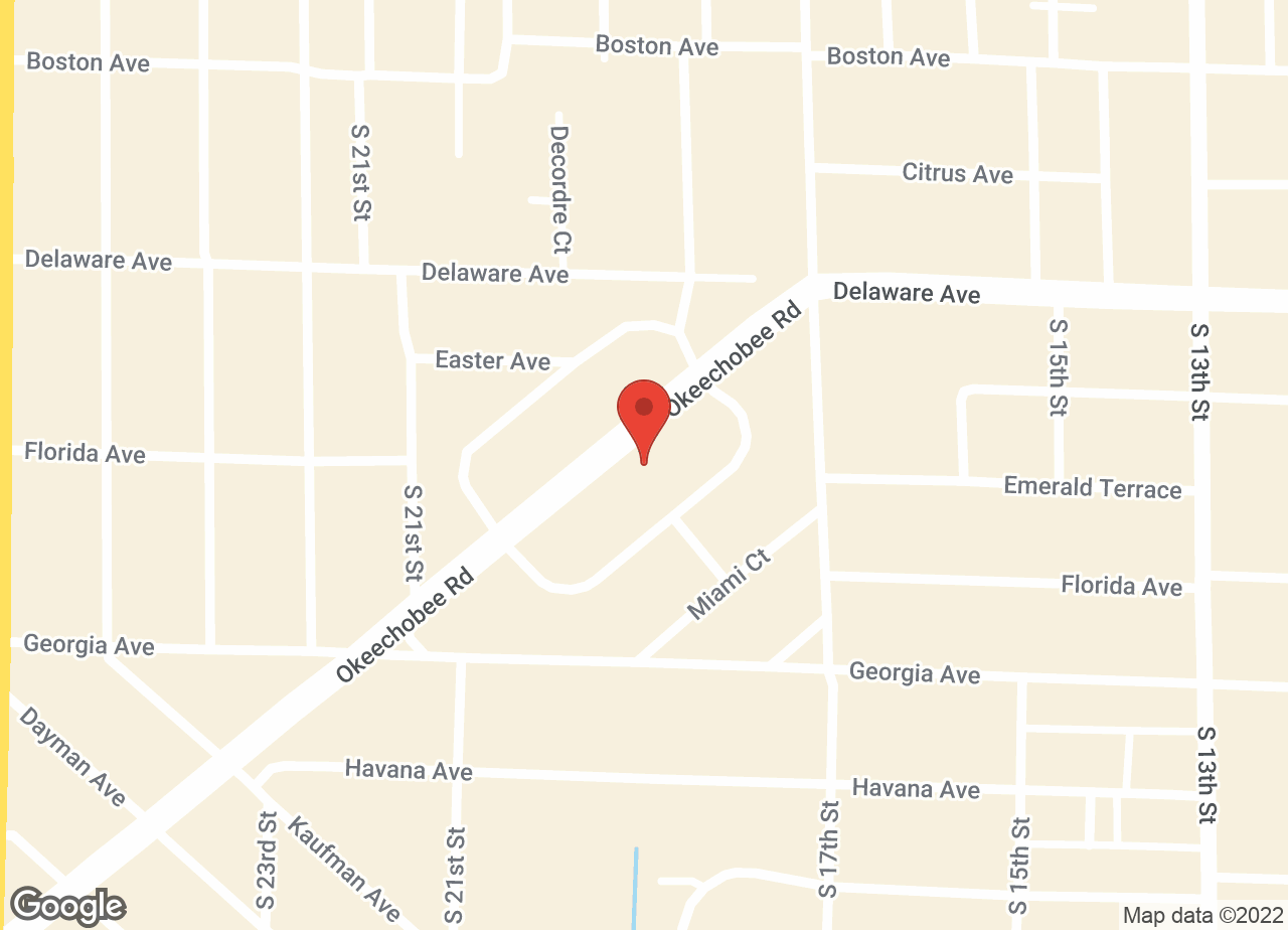 Google Map of VCA Tri-County Animal Hospital
