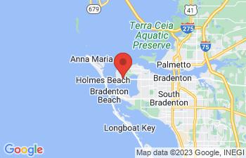Map of Perico Island