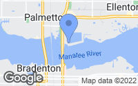 Map of Palmetto, FL