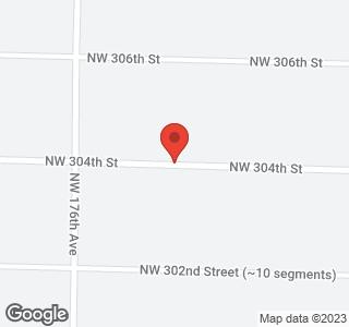 17413 NW 304 Street