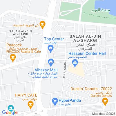 خريطة فندق فندق أروناني