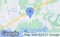 Map of Parrish, FL