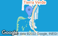 Map of Tierra Verde, FL