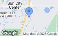 Map of Wimauma, FL