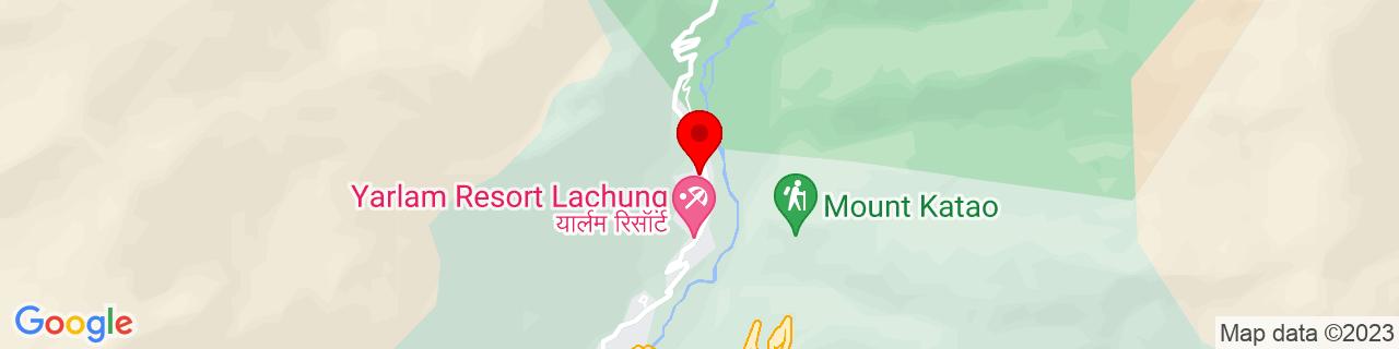 Google Map of 27.7029236, 88.7492609