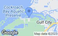 Map of Ruskin, FL