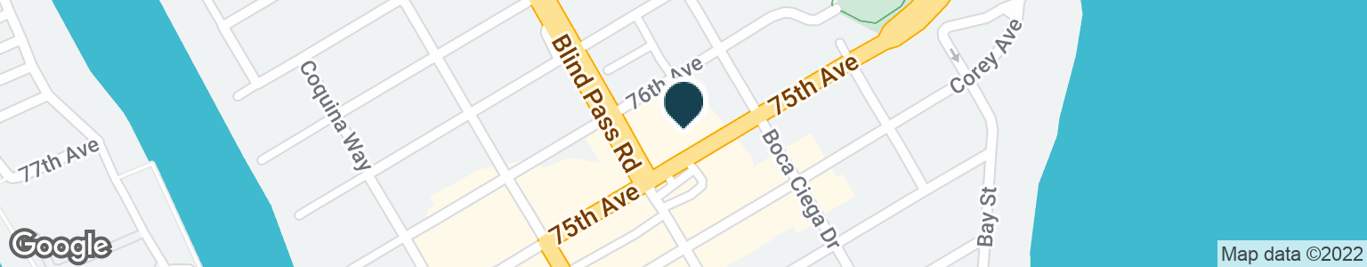 Google Map of337 75TH AVE