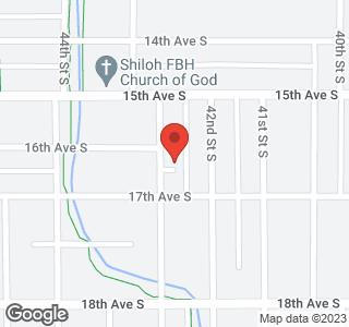 1618 43rd Street S