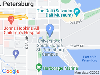 Map of Calling All Dogs Incorporated Dog Boarding options in St Petersburg | Boarding