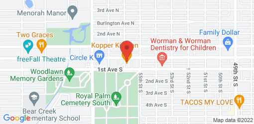 Directions to Kopper Kitchen