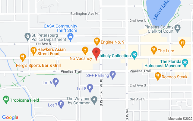 static image of 912 Central Ave, Suite 302, St. Petersburg, Florida