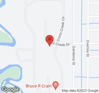616 Cross Creek Drive