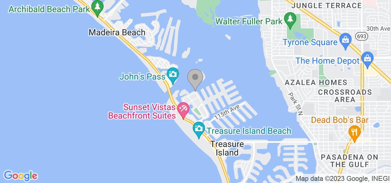 280 126th Ave, Treasure Island, FL 33706, USA