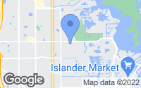 Map of Saint Petersburg, FL