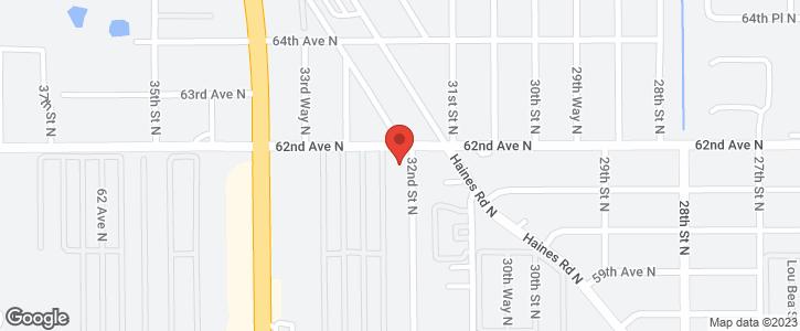 3200 62ND AVENUE N St Petersburg FL 33702