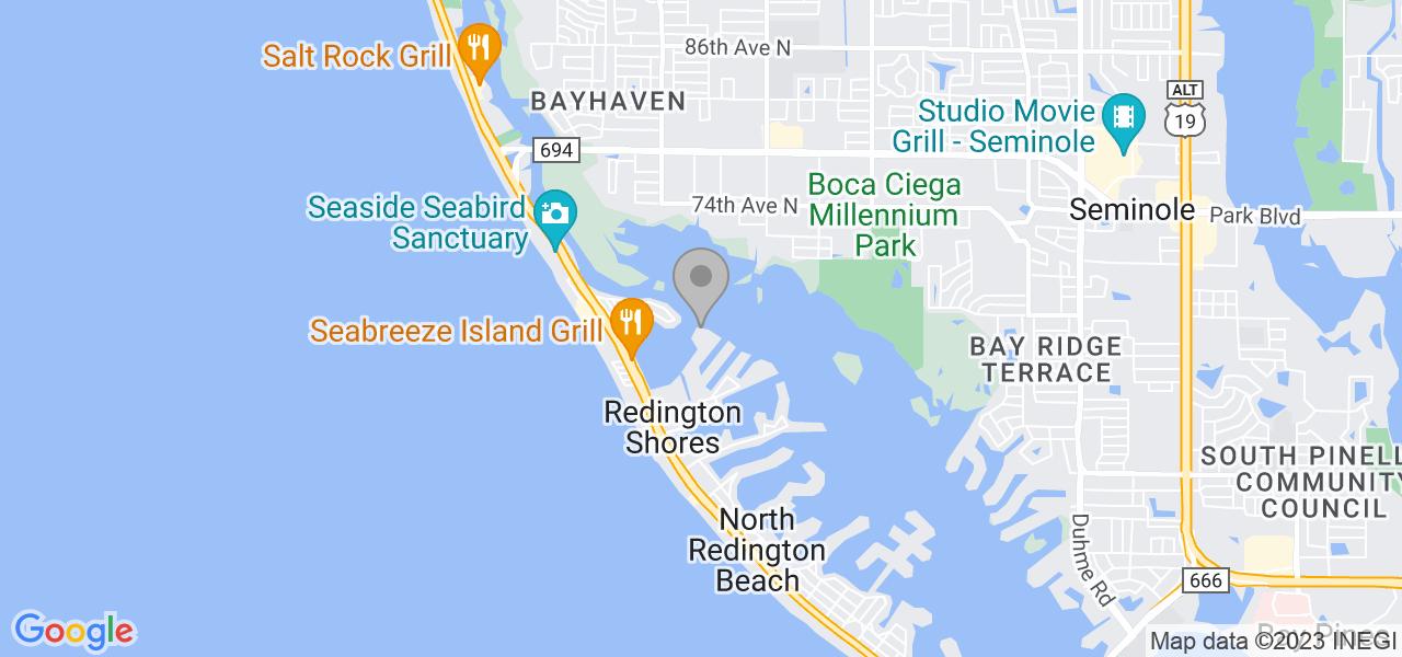 17744 Wall Cir, Redington Shores, FL 33708, USA