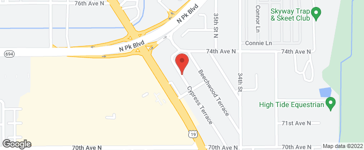 3563 CYPRESS TERRACE N #3553 Pinellas Park FL 33781