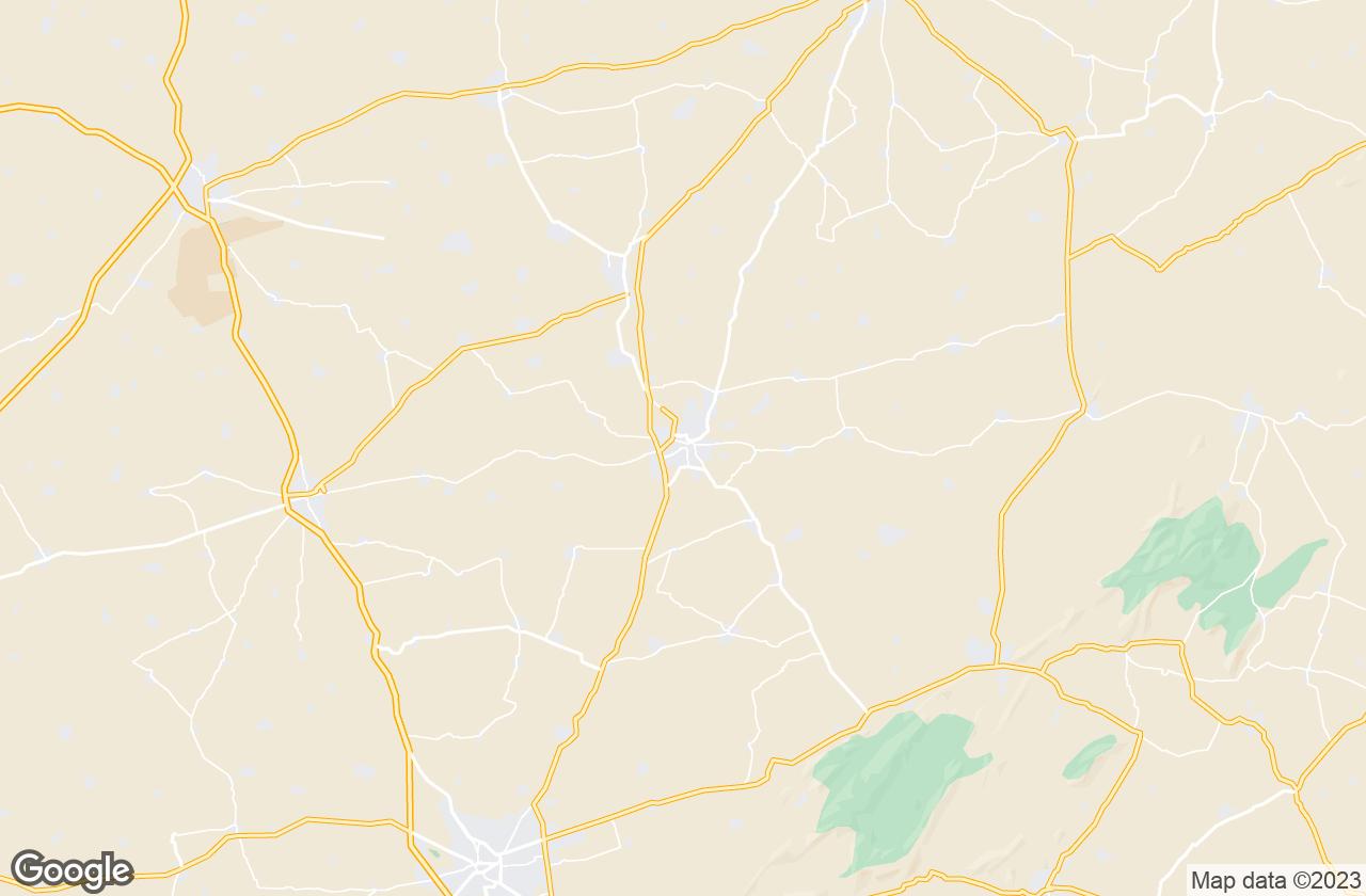 Google Map of Nawalgarh