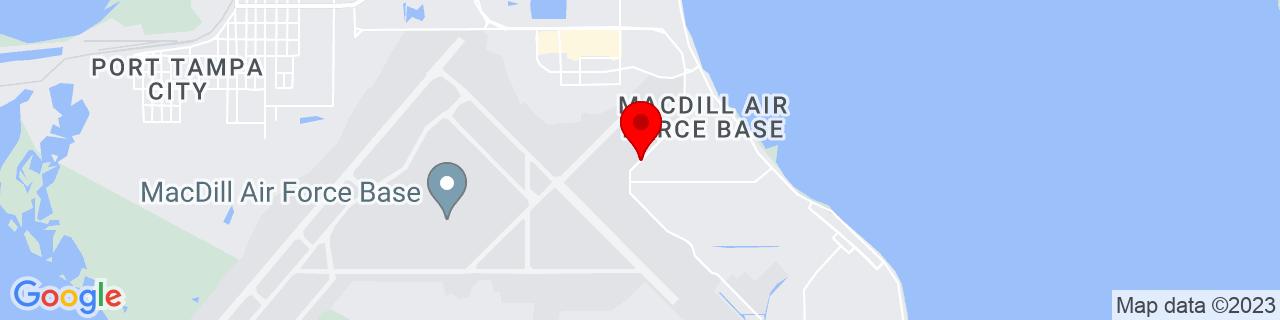 Google Map of 27.8541855, -82.4923376