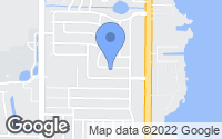 Map of Seminole, FL