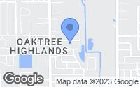 Map of Seminole, FL
