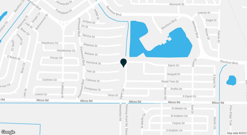 331 Egret Circle Barefoot Bay FL 32976