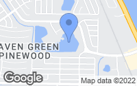 Map of Sebastian, FL