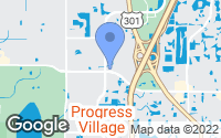 Map of Riverview, FL