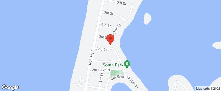 109 2ND STREET Belleair Beach FL 33786
