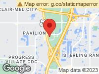 View Map of the design studio in Tampa Area, FL