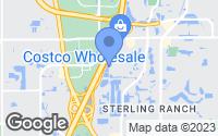 Map of Brandon, FL