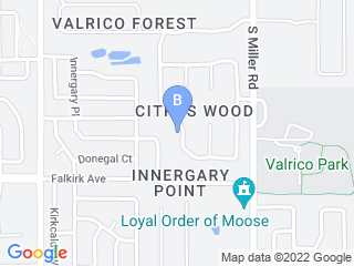 Map of Lots of Love Pet Sitting Dog Boarding options in Valrico | Boarding