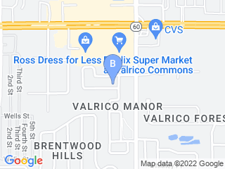 Map of Boscos Pet Care Services Dog Boarding options in Valrico | Boarding