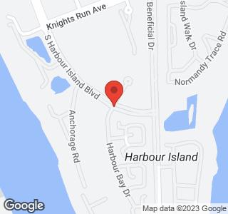 1002 S Harbour Island Boulevard Unit 1401