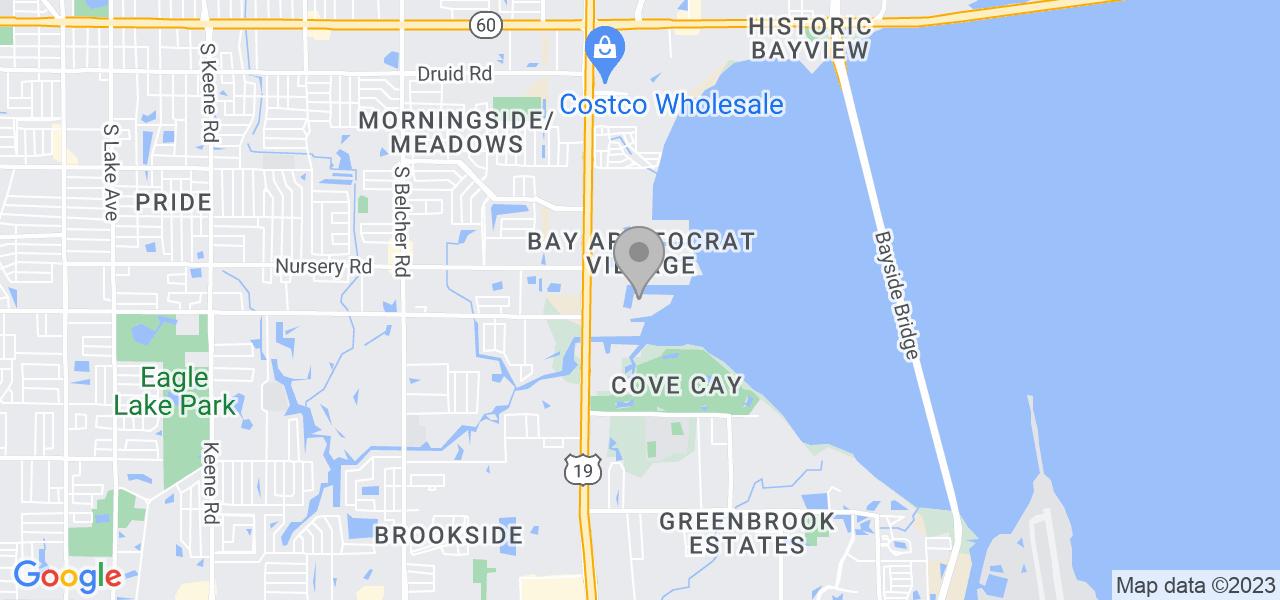 2730 Via Tivoli, Clearwater, FL 33764, USA
