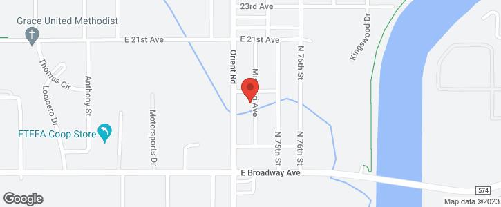 2810 MISSOURI AVENUE Tampa FL 33619