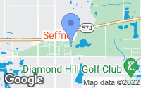 Map of Seffner, FL
