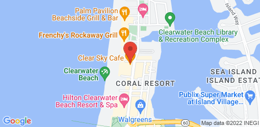Directions to Clear Sky Cafe