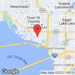 A Bankruptcy Attorney of Tampa on the map