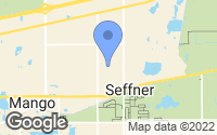 Map of Seffner, FL