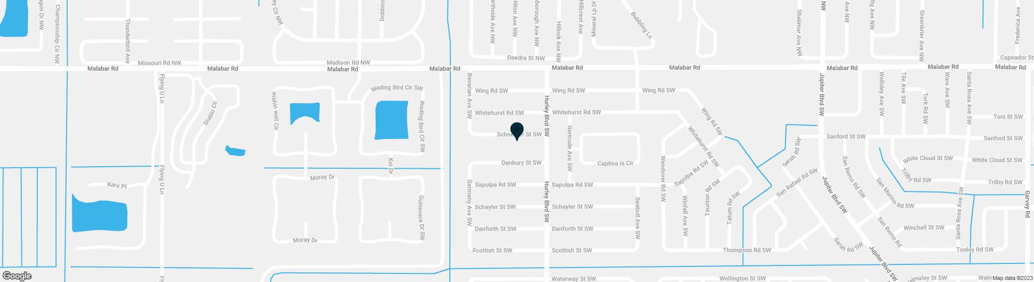 1336 Schneider Street Palm Bay FL 32908