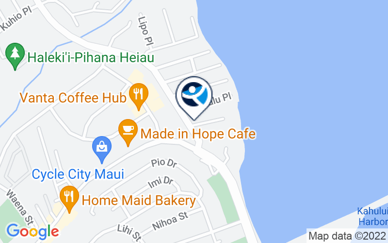 Maui Champ Clinic Location and Directions