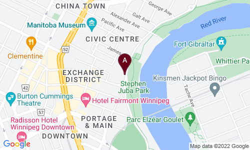 map of HARRISONS COFFEE CO.