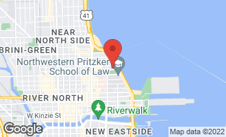 Map of 270 East Pearson Street #203 CHICAGO, IL 60611